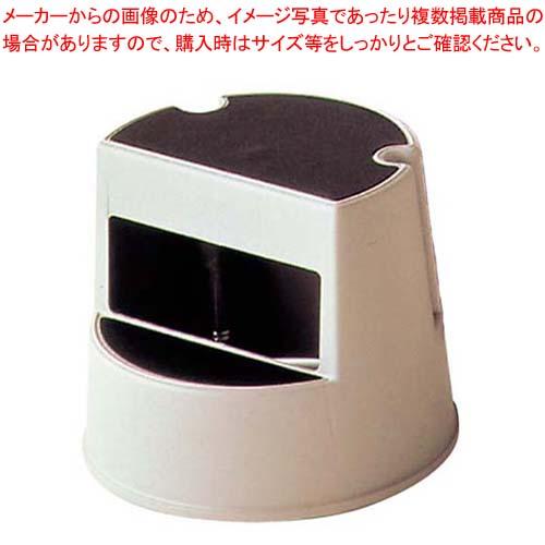 【まとめ買い10個セット品】 ラバーメイド ステップスツール 丸型 2523 ベージュ sale