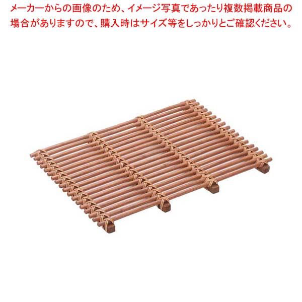 【まとめ買い10個セット品】 籐製 スカシスノコ 茶 16-839A【 ディスプレイ用品 】 【 バレンタイン 手作り 】