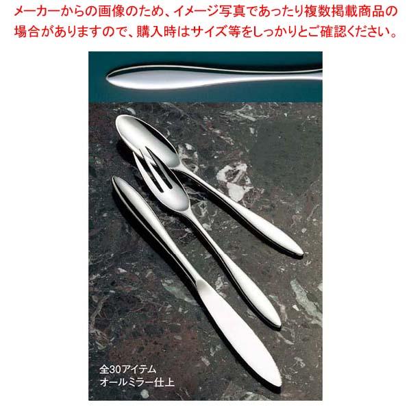 【まとめ買い10個セット品】 18-10 モンブラン フィッシュナイフ(H・H)