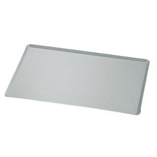 【まとめ買い10個セット品】 SASA アルミ 天板(アノダイズ仕上)フレンチサイズ 【 キッチン天板 天パン 天板 業務用】