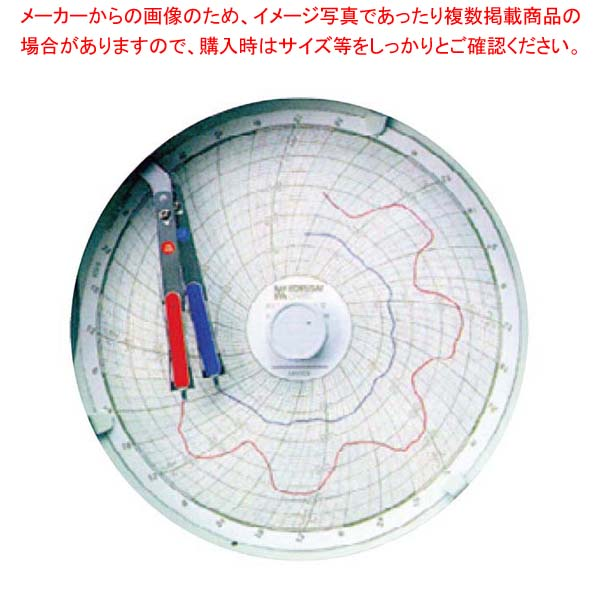 温湿度記録計 温湿きろく君 KC10-WD(1日用)【 温度計 】