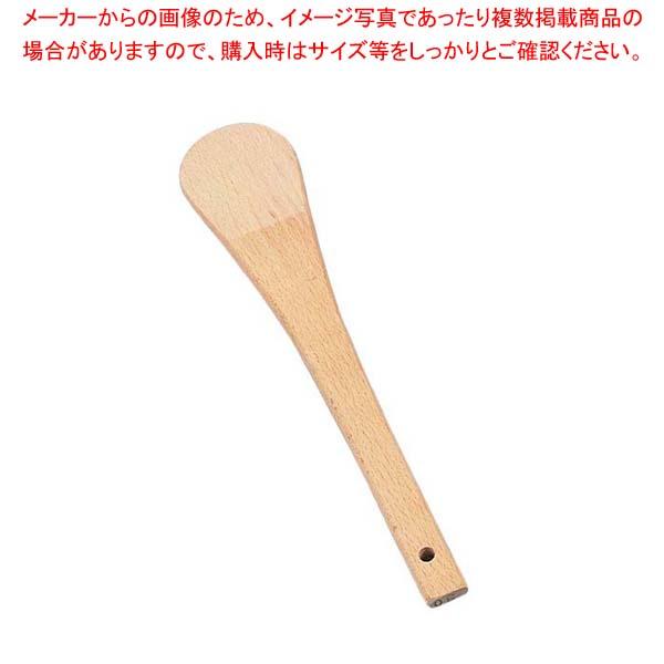 【まとめ買い10個セット品】 EBM 木製 細スパテル(ブナ材)60cm