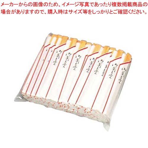 【まとめ買い10個セット品】 割箸 赤線仕入 丁六 3600膳入【 カトラリー・箸 】