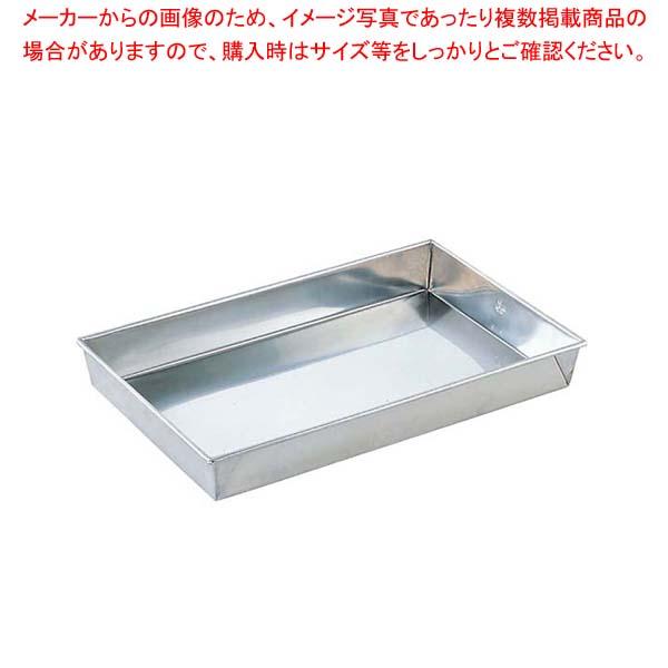 【まとめ買い10個セット品】 18-8 調理バット S-10P 600×387×H78【 運搬・ケータリング 】