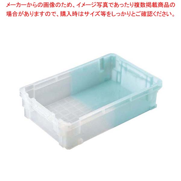 【まとめ買い10個セット品】 リス PP コンテナー NF-S33 クリア/グリーン
