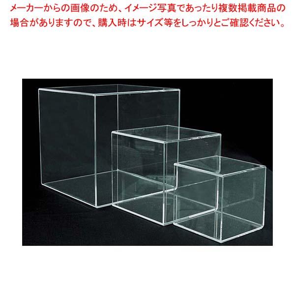 【まとめ買い10個セット品】 アクリルBOX サイコロトーメー 4面体 51769-5特大【 ディスプレイ用品 】