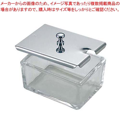 【まとめ買い10個セット品】 ガラス 薬味入れ 大 L-015【 卓上小物 】