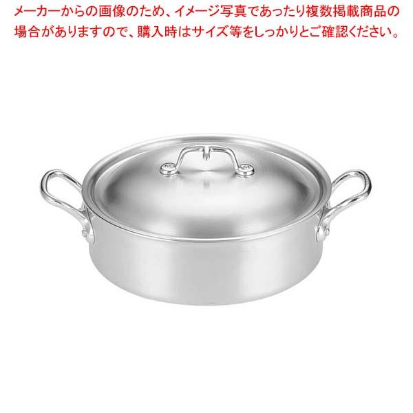 【まとめ買い10個セット品】 EBM アルミ プロフェッショナル 外輪鍋 33cm