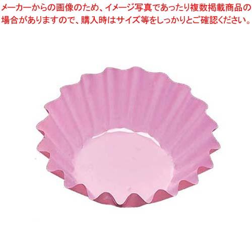【まとめ買い10個セット品】 ファイン・カップ(500枚入)丸型 8号深 ピンク