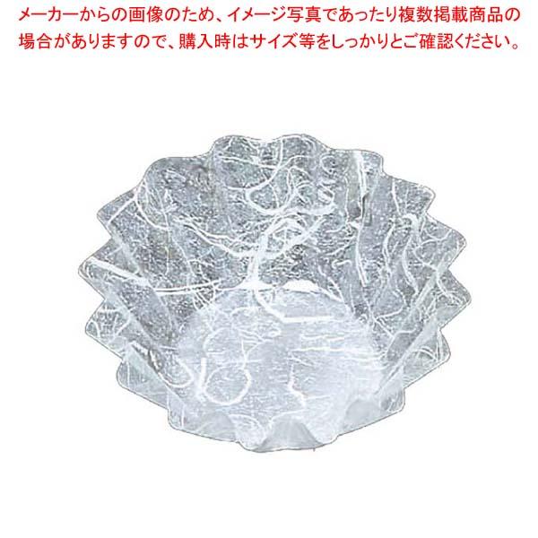 【まとめ買い10個セット品】 ファイン・カップ(500枚入)丸型 8号深 雲龍(白)