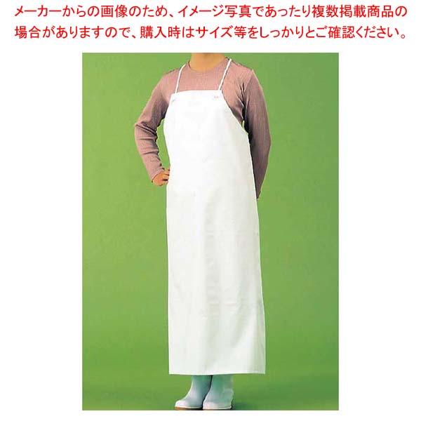 【まとめ買い10個セット品】 ビニロン 前掛 胸付 1202(エステル)【 ユニフォーム 】