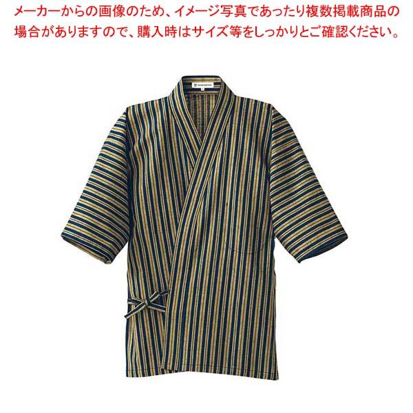 【まとめ買い10個セット品】 和風ハッピーコート(調理服)BC1361-7 M