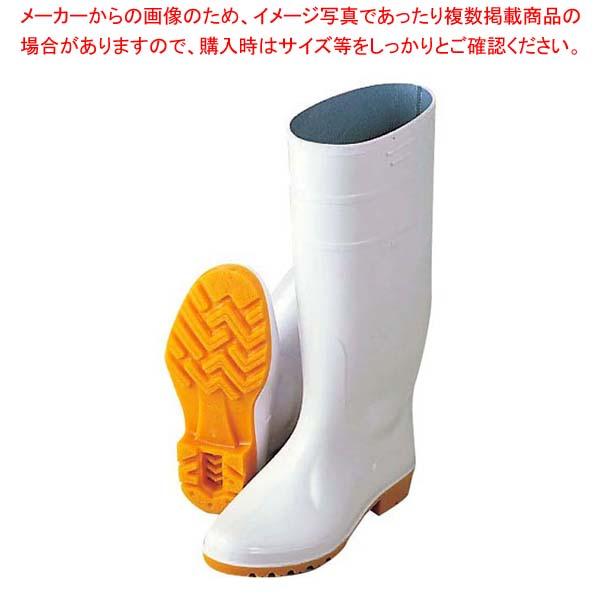 【まとめ買い10個セット品】 アキレス 長靴 ワークマスター 白 26cm【 ユニフォーム 】