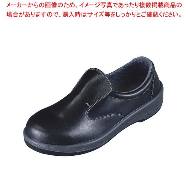 【まとめ買い10個セット品】 安全靴 シモン 7517 黒 24.5cm【 ユニフォーム 】