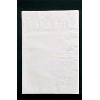 【まとめ買い10個セット品】 紙製 テーブルナフキン 2層式SL-8八ツ折(1800枚入)【 卓上小物 】