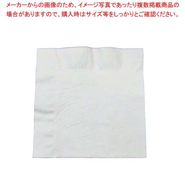 【まとめ買い10個セット品】 紙製 テーブルナフキン 2層式P-4 四ツ折(2000枚入) 【 ナフキン 業務用ナフキン ナフキン 業務用 】
