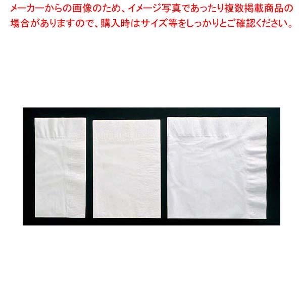 【まとめ買い10個セット品】 紙製 テーブルナフキン 2層式P-U 八ツ折(2000枚入) 【 ナフキン 業務用ナフキン ナフキン 業務用 】