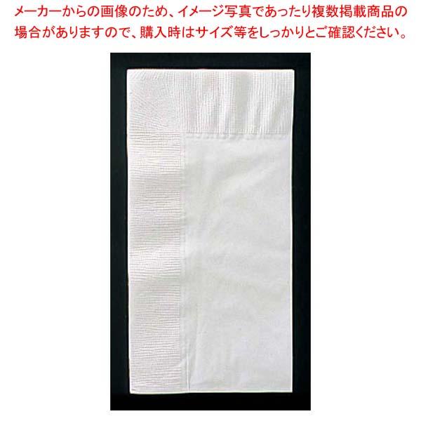 【まとめ買い10個セット品】 紙製 テーブルナフキン 3層式P-8 八ツ折(2000枚入)【 卓上小物 】