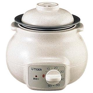 【まとめ買い10個セット品】 タイガー 電気おかゆ鍋 CFD-B280【 炊飯器・スープジャー 】