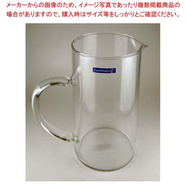 【まとめ買い10個セット品】 クラシック ピッチャー 1.3L 52349【 カフェ・サービス用品・トレー 】