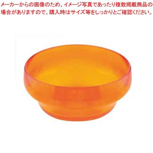【まとめ買い10個セット品】 グッチーニ ジェメ ボール16cm 282716 オレンジ【 オーブンウェア 】