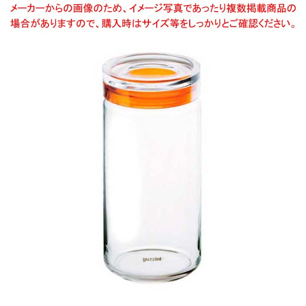 【まとめ買い10個セット品】 グッチーニ ガラスジャー1900cc(Spa)285531 00クリア【 オーブンウェア 】