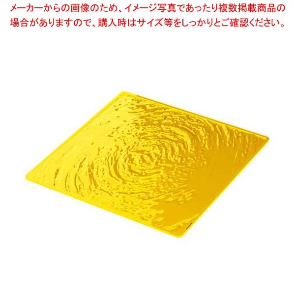 【まとめ買い10個セット品】 グッチーニ ハードプレイスマット44×30cm 226041 88イエロー【 オーブンウェア 】