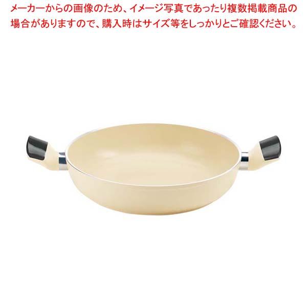 グッチーニ キャセロール24cm 228000 22グレー【 オーブンウェア 】