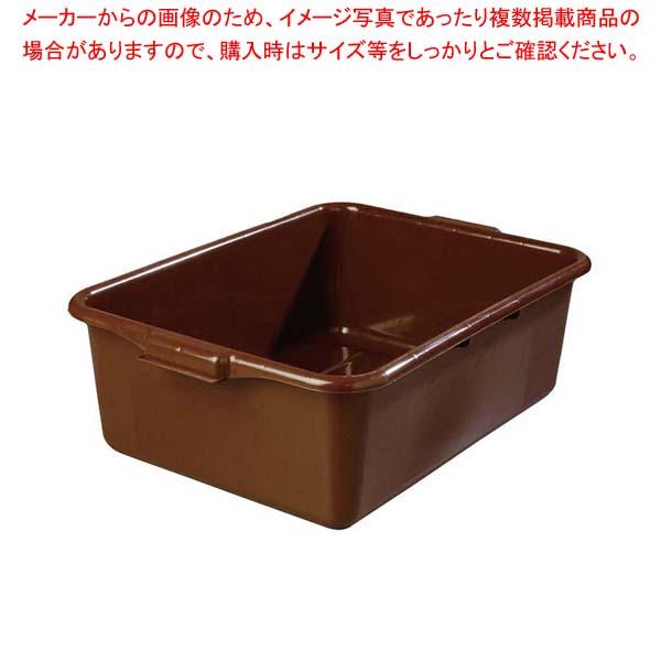 【まとめ買い10個セット品】 カーライル バスボックスL ブラウン 44011(01)【 バスボックス・洗浄ラック 】