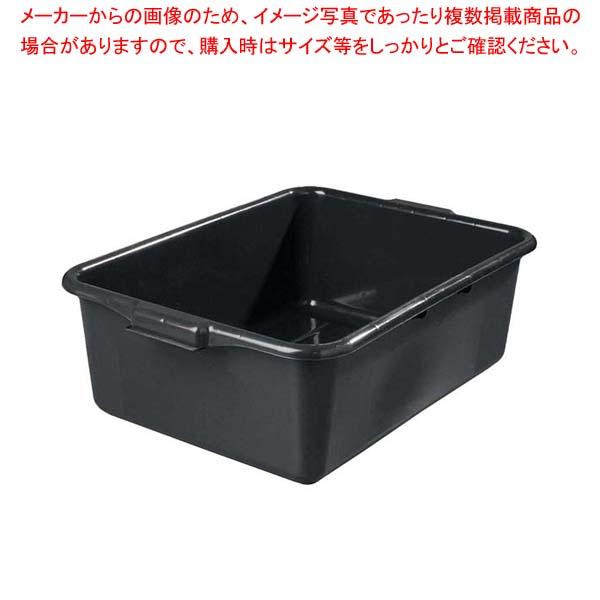 【まとめ買い10個セット品】 カーライル バスボックスL ブラック 44011(03)【 バスボックス・洗浄ラック 】