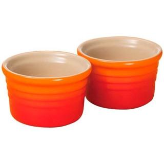 【まとめ買い10個セット品】 ル・クルーゼ ラムカンL(2個入)910028 オレンジ(09)