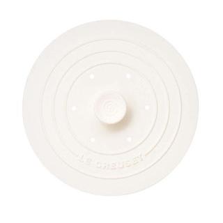 【まとめ買い10個セット品】 ル・クルーゼ シリコン マルチリッド 930072 ホワイト