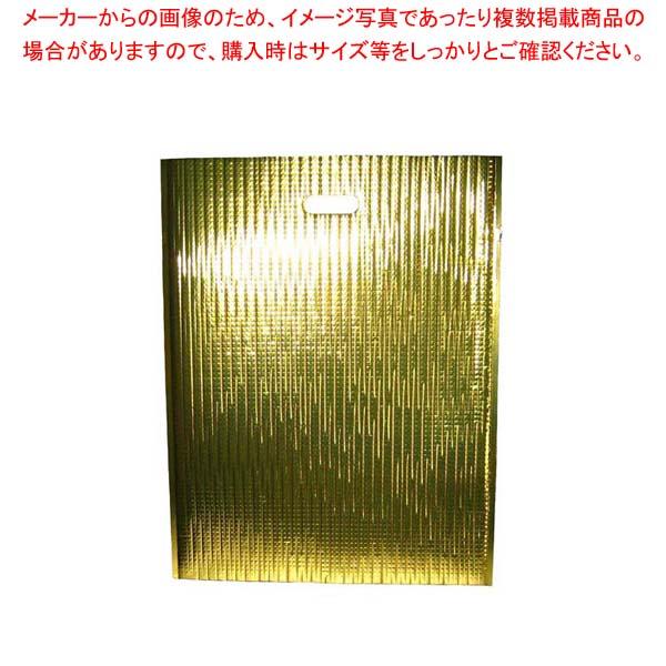 【まとめ買い10個セット品】 保冷・保温バッグ エスケークール ゴールド(10枚入)LC-LL