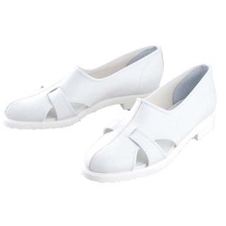 【まとめ買い10個セット品】 ドクターシューズ(メンズ)S-20 白 24cm