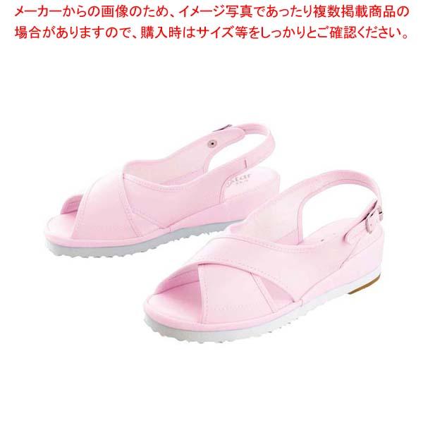 【まとめ買い10個セット品】 ナースシューズ S-29P ピンク 23.5cm