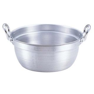【まとめ買い10個セット品】 EBM アルミ 打出 料理鍋 42cm