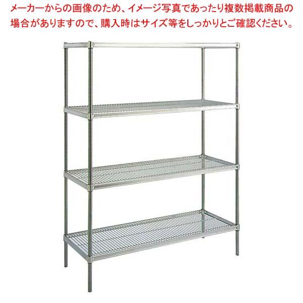 キャニオン シェルフ SUS460 4段 PS1390×1070 sale【 メーカー直送/後払い決済不可 】