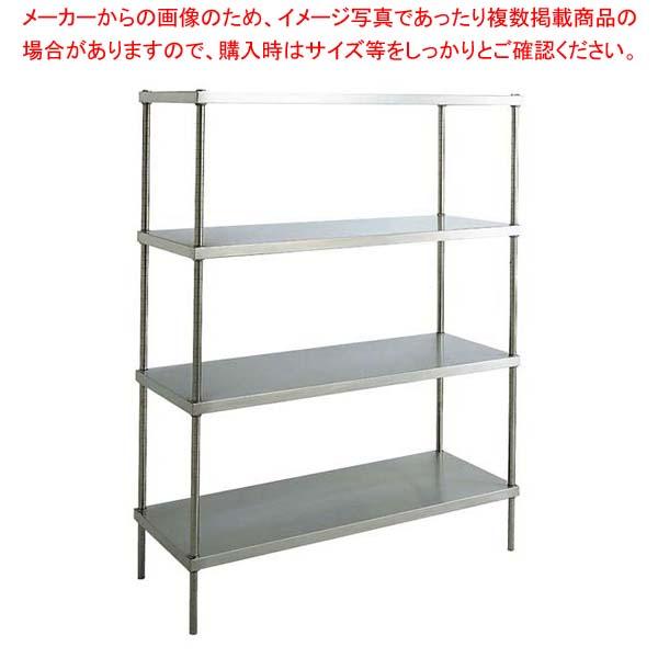 キャニオン シェルフ SSO610 4段 PS2200×1220 sale【 メーカー直送/後払い決済不可 】