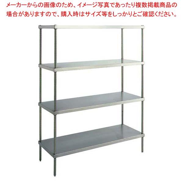 キャニオン シェルフ SO610 4段 P1390×1520 sale【 メーカー直送/後払い決済不可 】
