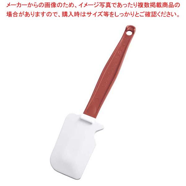 【まとめ買い10個セット品】 ラバーメイド 耐熱 シリコンスクレイパー NO.1962 26cm