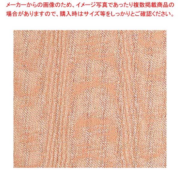 【まとめ買い10個セット品】 テーブルクロス モアレ(柄番15)1000×1000 ピンク 【 メーカー直送/代金引換決済不可 】
