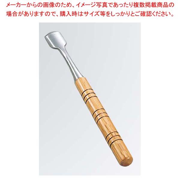 【まとめ買い10個セット品】 洋食用 氷ノミ スクイ丸 30×330