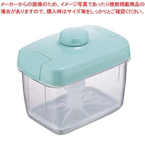 【まとめ買い10個セット品】 ハイペット 角型 漬物容器 S-30