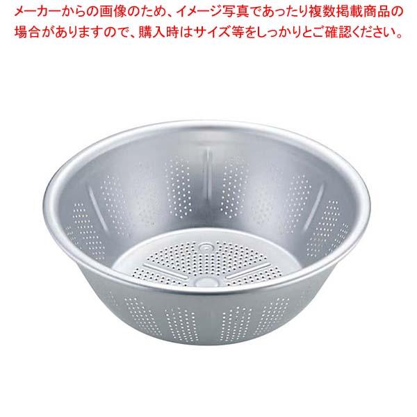 【まとめ買い10個セット品】 アルマイト 水切ザル 27cm【 水切り・ザル 】