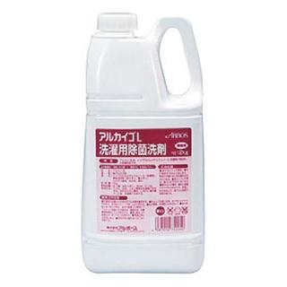 【まとめ買い10個セット品】 アルボース 洗濯用除菌洗剤 アルカイゴL 2kg