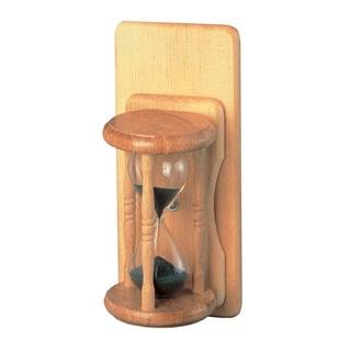 木枠 サウナ用 砂時計 5分計【 タイマー 】