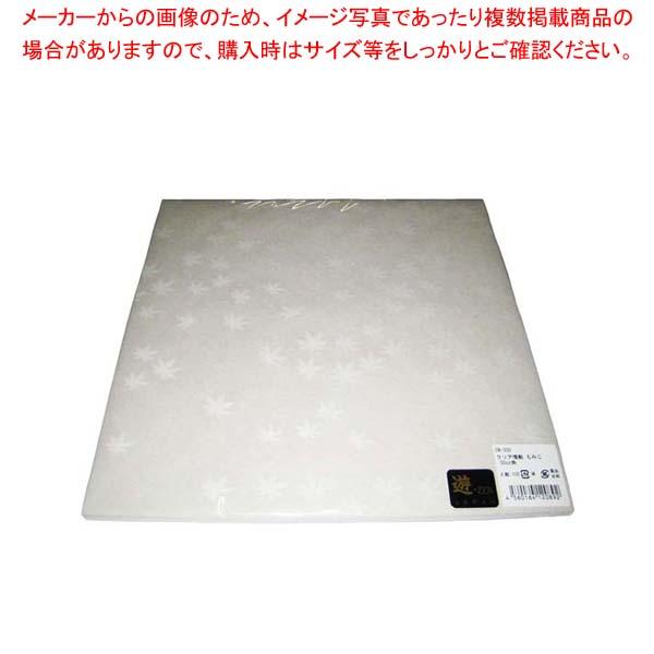【まとめ買い10個セット品】 クリア懐敷 もみじ(100枚入)CM-300 無蛍光和紙