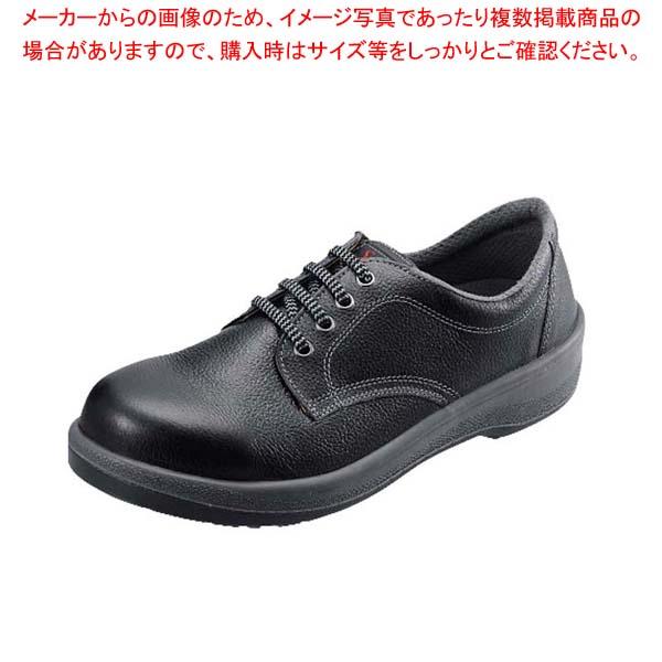 【まとめ買い10個セット品】 安全靴 シモン 7511 黒 25.5cm【 ユニフォーム 】