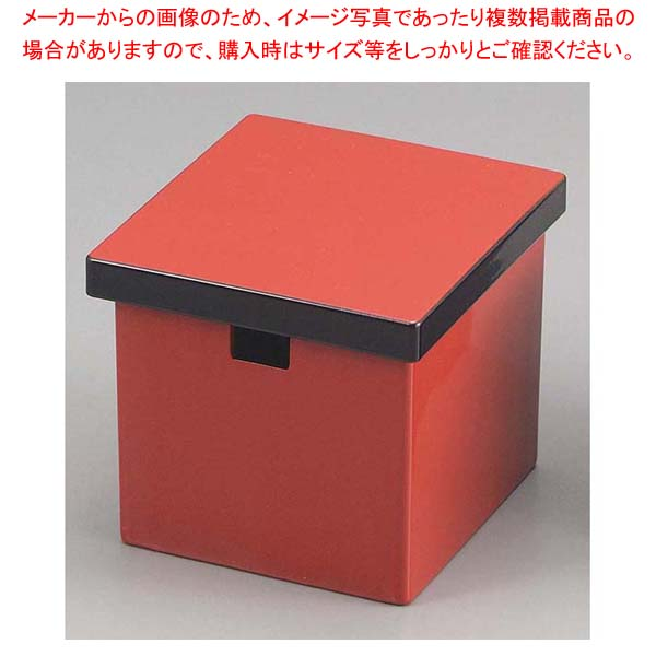 【まとめ買い10個セット品】 箱タレ T-1 朱 ABS樹脂【 お好み焼・たこ焼・鉄板焼関連 】