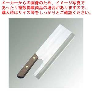 【まとめ買い10個セット品】 全鋼 麺切庖丁 A-1032 27cm